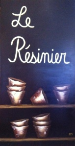 résinier